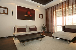 Apartment in the center, Trois chambres, 016