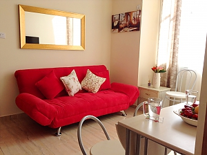 Modern and bright apartment, Una Camera, 002