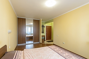 Apartment with a big bed, Monolocale, 003