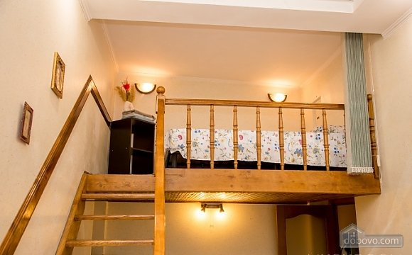 Двухуровневая квартира в самом центре, 2х-комнатная (38706), 005