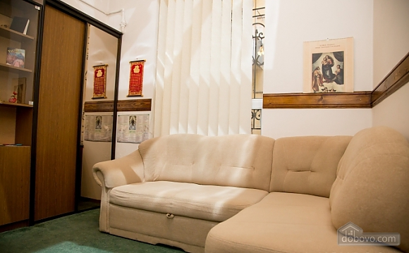Двухуровневая квартира в самом центре, 2х-комнатная (38706), 009