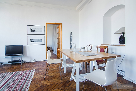 Stylish studio on Zoloti Vorota, Un chambre (88409), 006