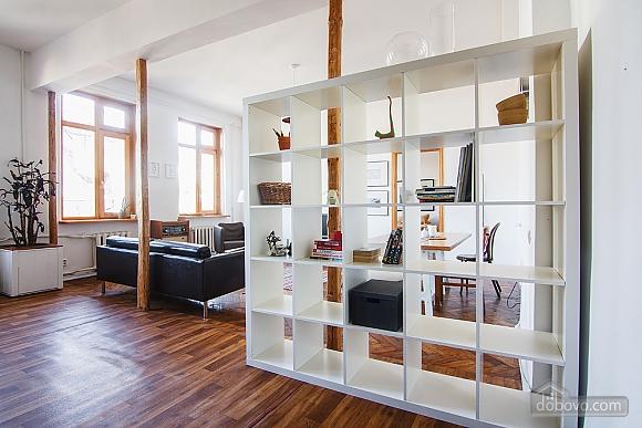 Stylish studio on Zoloti Vorota, Un chambre (88409), 007