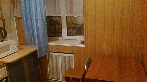 Apartment near the metro Shuliavska, Un chambre, 005