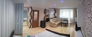 Уютная теплая студия, 1-комнатная, 003