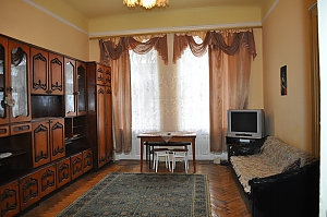 Apartment in the heart of Lviv, Zweizimmerwohnung, 004