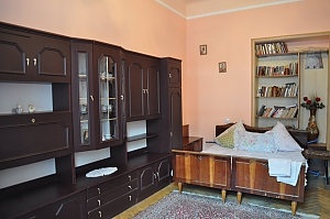 Apartment in the heart of Lviv, Zweizimmerwohnung, 001