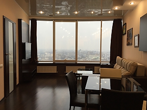 Apartment in Most-City with beautiful views, Una Camera, 001