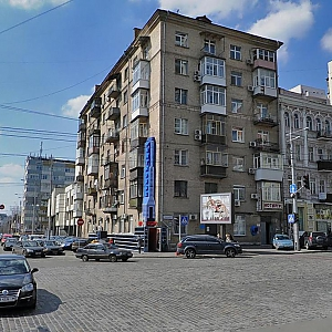 Great apartment with view on Olympiiskyi stadium, One Bedroom, 013