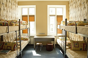 Suite in ZigZag hostel for 8 persons, Monolocale, 001