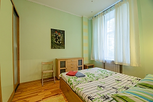 Spacious apartment near Olympiiskyi stadium, Zweizimmerwohnung, 003