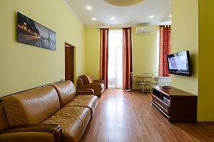 Шикарні апартаменти на Хрещатику, 2-кімнатна, 003