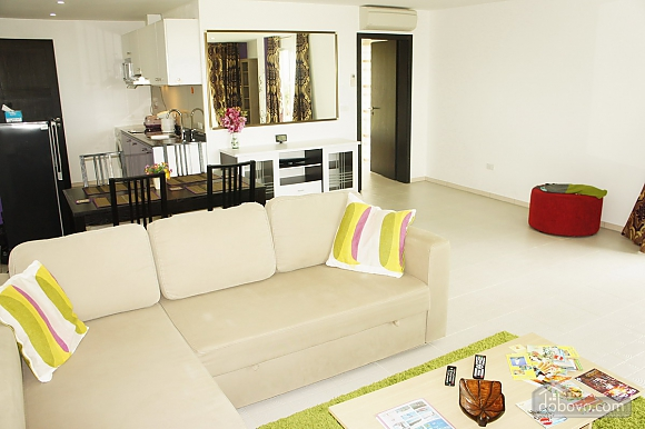 One-bedroom apartment with sea view, Un chambre (84695), 009