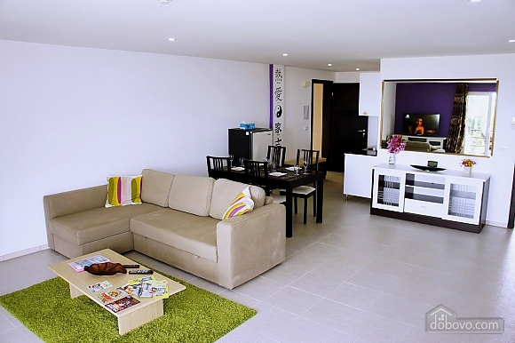 One-bedroom apartment with sea view, Un chambre (84695), 008