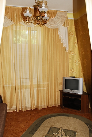 Apartment in private sector, Un chambre, 003