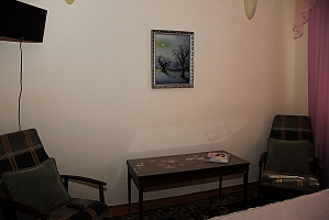 Apartment in private sector, Un chambre, 004
