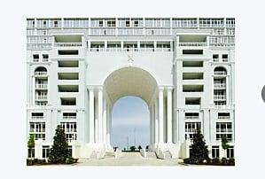 Большие апартамены, 3х-комнатная, 018