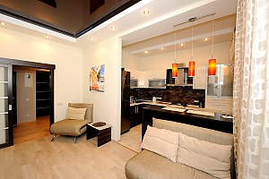 Apartment in the city center, One Bedroom, 003