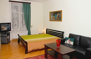 Apartment in the center of Lviv, Monolocale, 001