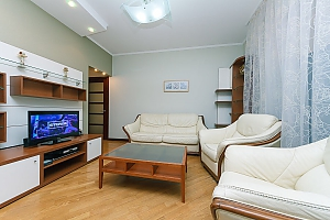 Apartment with jacuzzi on Khreschatyk, Un chambre, 001