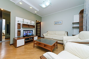 Apartment with jacuzzi on Khreschatyk, Un chambre, 002