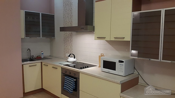 Apartment on Obolonski Lypky, Monolocale (46290), 011