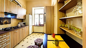 Comfortable apartment in a quiet neighborhood near the center, Studio, 004