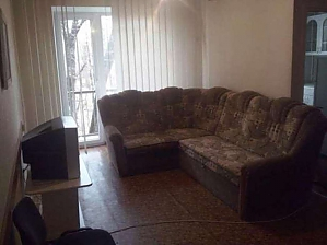 Apartment overlooking the main part of the city, Due Camere, 001