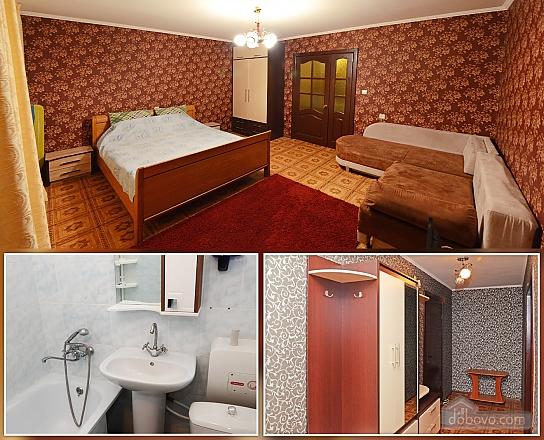 Квартира люкс класу з Wi-Fi, 1-кімнатна (32096), 001