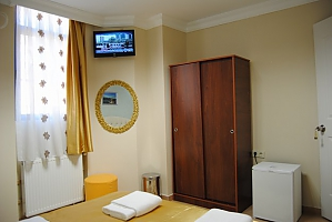 Double room near Golden Horn, Studio, 003