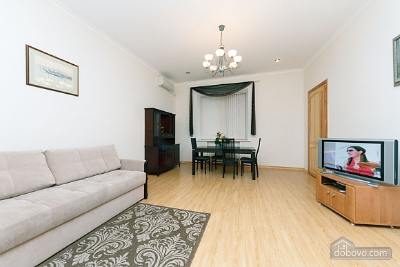 A large apartment in a 5 minutes walk from Nezalezhnosti square, Deux chambres (41673), 006