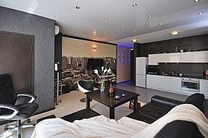 Sky lounge, 3-кімнатна, 001