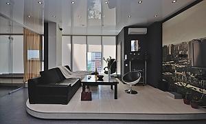 Sky lounge, Deux chambres, 002