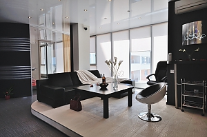 Sky lounge, Due Camere, 003