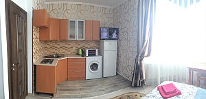 Квартира для відпочинку, 1-кімнатна, 003