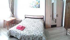 Квартира для отдыха, 1-комнатная, 007