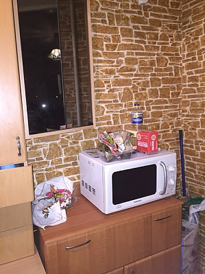 Apartment in the heart of Mariupol, Un chambre, 004