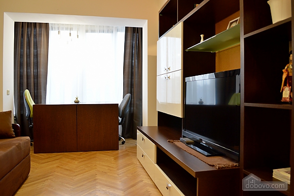 Cozy apartment with a fireplace near to Minska station, Deux chambres (72518), 009