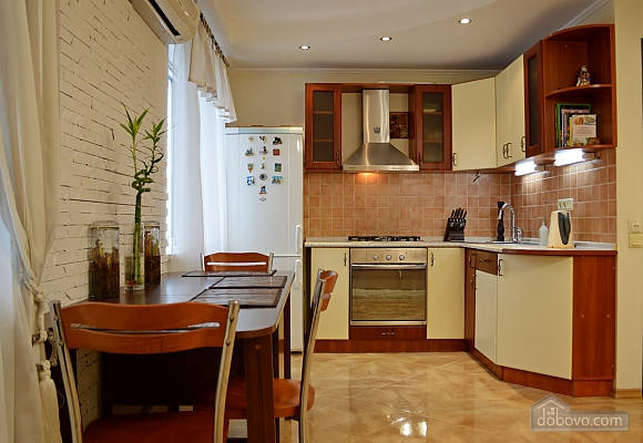 Cozy apartment with a fireplace near to Minska station, Deux chambres (72518), 005