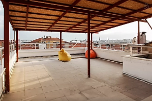 Lux Terrace, Studio, 010