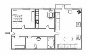 8, Rue Prorizna , Un chambre, 006