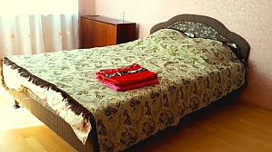 Apartment near the metro station, Un chambre, 001