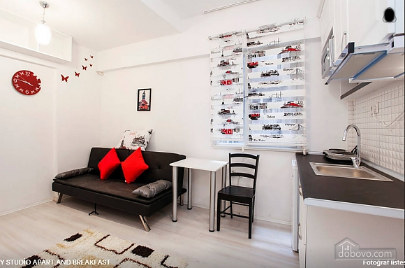 Уютная квартира, 1-комнатная (36236), 002