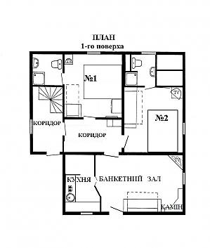 Chertyzh, Dreizimmerwohnung, 017