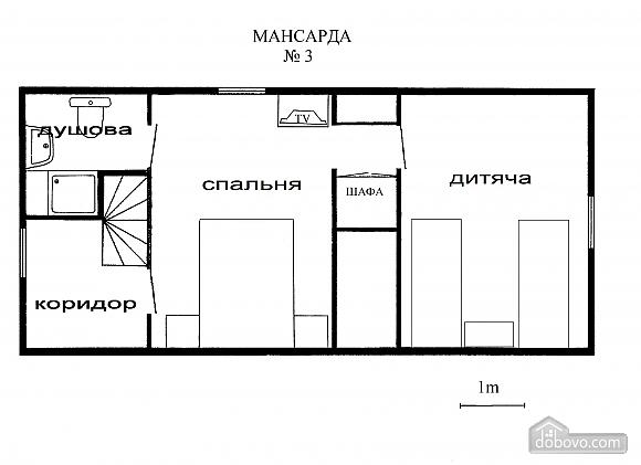 Chertyzh, Two Bedroom (35422), 016