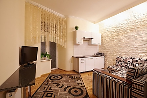 Apartment near Opera, Un chambre, 002