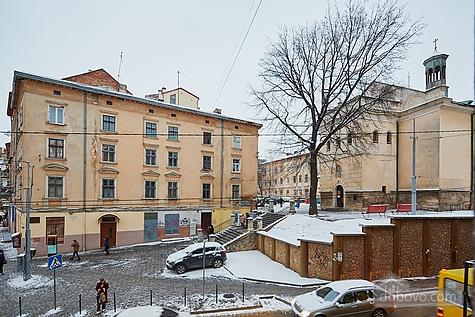 Апартаменты возле площади Рынок, 3х-комнатная (23467), 008