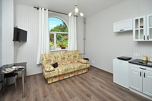 Smart apartment, Monolocale, 001