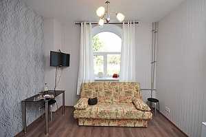 Smart apartment, Monolocale, 002