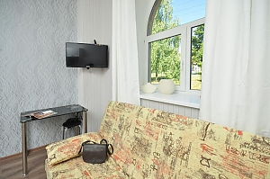 Smart apartment, Monolocale, 003